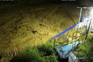 cuenca alta del Combeima 17 de mayo de 2021