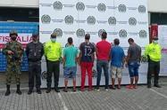 Desarticularon banda delincuencial 'Los Invasores' dedicados al microtráfico en Chicoral, con injerencia en barrios y veredas de esta población.