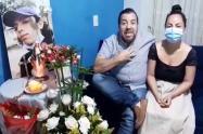 """""""Al Policía que asesinó a mi hijo Santiago lo invito a que confiese y se entregue"""": Miguel Murillo"""