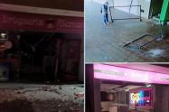 ¡Pánico! Manifestación de la 37 con Quinta terminó en vandalismo y saqueos en Ibagué