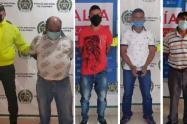Presuntos abusadores sexuales fueron capturados en la Plata
