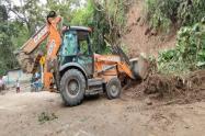 Emergencias por lluvias en Ibagué