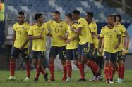 Selección Colombia, Copa América 2021