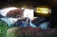 Un muerto y dos heridos dejó accidente en inmediaciones de Clinaltec en Ibagué