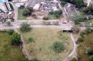 Calle 103 en Ibagué
