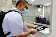Datafonos en la Secretaría de Movilidad de Ibagué