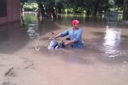 Inundación Espinal