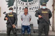 Cayó alias 'Copete' sicario del grupo Dagoberto Ramos, involucrado en actos terroristas en Cauca, Huila y Tolima