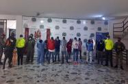 Contundente golpe al microtráfico en Ibagué, desarticularon banda 'Los Arkham'