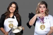 MasterChef Celebrity RCN: Carla Giraldo y Liss Pereira