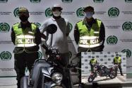 Autoridades recuperaron dos motocicletas y capturaron una persona en las comunas 1 y 12 de Ibagué