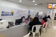 Oficinas del Sisbén en el CAM Galarza en Ibagué
