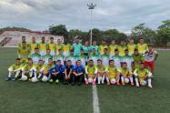 Semifinal nacional de fútbol sub17