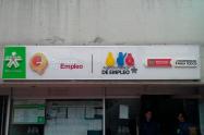 Agencia de empleo del SENA