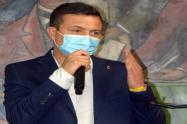 Arturo Castillo presidente del Concejo sobre Personería