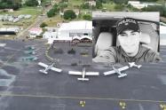 Un capitán muerto y una estudiante herida tras accidente de avioneta en Mariquita