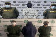 Capturaron dos hombres por porte de armas en Villarrica y Convenio