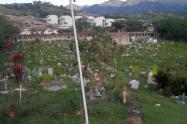 Sin donde enterrar a los muertos en Timaná Huila