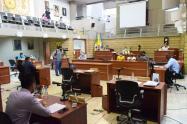 Archivo Concejo Municipal de Armenia