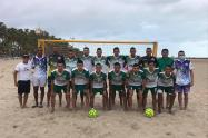 Neiva sede de la eliminatoria de los Juegos de Mar y Playa