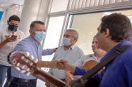 Gobernador del Tolima- Convenio Musical