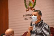 Gobernador del Tolima
