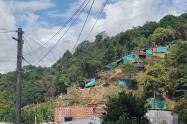 Denuncian que los invasores de la Gaviota alborotaron la delincuencia en La Gaviota
