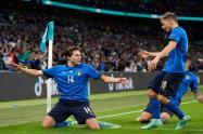 Italia, finalista de la Eurocopa