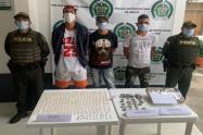 Sorprendieron a tres extranjeros con más de 1000 dosis de estupefacientes en Alvarado