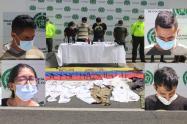 A la cárcel 'Los Destroyers' integrantes de la 'Primera Línea' por actos vandálicos en Ibagué