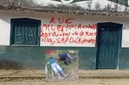Presunto grupo de autodefensas habría asesinado a dos campesinos en zona rural de Purificación