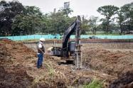 obras del coliseo mayor en Ibagué