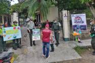 Autoridades del Tolima acompañan el regreso a clases de los menores en los diferentes municipios