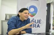 Alcalde Andres Fabian Hurtado