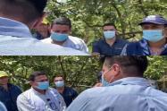 Berbeo le 'jaló' las orejas a representantes de la Defensoría y Personería