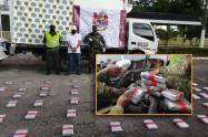 Luís Eduardo Zapata Cruz, conductor de un furgón, aceptó que transportaba un cargamento de base de coca; en zona rural en el municipio de Pitalito