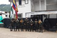 Visita al Sur Del Tolima Coronel Jiménez