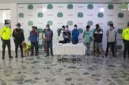 A la cárcel  integrantes del grupo delincuencial 'Los del Pueblito' por microtráfico en la comuna 7 de Ibagué