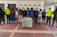 Desarticularon temida banda 'Los Tamal' por tráfico de drogas en Flandes – Tolima