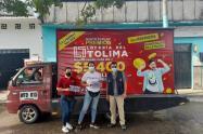 Lotería Tolima 2021