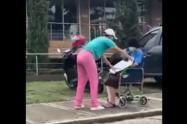 Mendicidad infantil en Bucaramanga