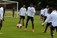 Morfociclo de la Selección Colombia - Bogotá