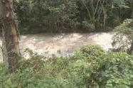 Hallaron sin vida al niño que cayó al río Combeima en la vereda Pico de Oro