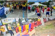 Juegos deportivos en Ibagué 2021