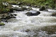 Menor de 10 años con cayó desde un puente al río Combeima en Llanitos, Cañón del Combeima