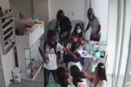 ¡Qué inseguridad! Delincuentes armados atracaron en el Spa Las Juanas de Bosque Largo