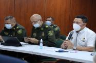 Tras amenazas contra líderes sociales y posible reclutamiento de menores, gobierno departamental toma acciones