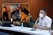 """""""Encapuchados serías los culpables del homicidio y balacera en Planadas"""": Alexander Tovar"""
