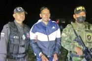 Conozca los detalles de la captura de alias 'Miller', máximo cabecilla del GAO-r Frente Ismael Ruiz