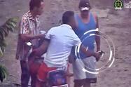 En video: Importante captura tras el funcionamiento de las cámaras de seguridad en el barrio El Bosque